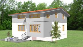 Umbau - Dachgeschoßausbau - Genius 99 plus