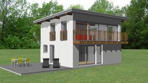 Kleingartenwohnhaus - Picus 50