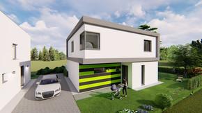 3 Einfamilienhäuser in Strasshof