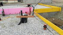 1. Aushub - Erdarbeit - Fundament - Bodenplatte
