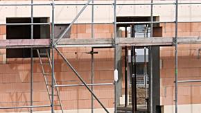 2. Rohbau - Mauerwerk