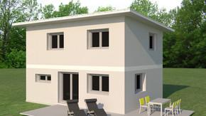 Kleingartenwohnhaus - Pales 50