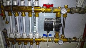 7. Heizung - Warmwasser - Installation