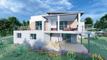 Einfamilientraum im Waldviertel wird Realität - Haus Faunus 226