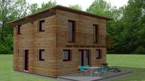 Kleingartenwohnhaus - Faunus 50