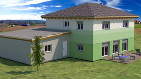 Einfamilienhaus - Dionysos 180