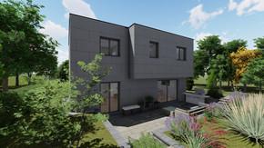 Projektentwicklung Einfamilienhaus Chloris 80