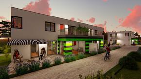 Doppel- und Einfamilienhaus in Deutsch Wagram
